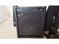 Fender BXR 100 Bass Amplifier