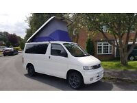 MAZDA BONGO CAMPERVAN 2.5 TDI AUTO 4 BERTH 6 SEAT WITH KITCHEN & ELEC ROOF FINANCE AVAILABLE