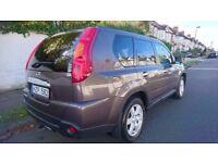 LHD LEFT HAND DRIVE Nissan X-Trail 2.0dCi, Auto 4X4, Diesel, Automatic