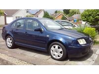 VOLKSWAGEN BORA ONLY 1 KEEPER FROM NEW
