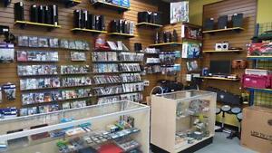 Jeux et consoles de jeux vidéo