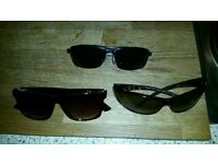Various sunglasses for men