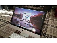 "Apple Imac 27"" Core 2 Duo 3.06GHz + 1TB, 8GB ram, Logic Pro X, Final Cut Pro, Microsoft, Computer"