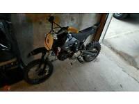 Pit bike stomp 140cc