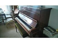 UPRIGHT PIANO FOR SALE £150 O.N.O.