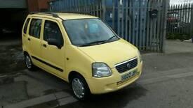 Suzuki wagon wa94hy