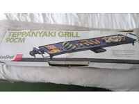 VonShef Electric XXL Teppanyaki Style Barbecue Table Grill - 2000W