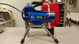 Graco Ultra 395 Paint Sprayer