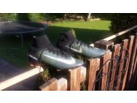Nike Mercurial size 9.5 sock boots