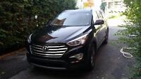 Hyundai Santa fe xl 2013 modèle Luxury AWD 7 passagers
