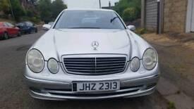 Mercedes E320 CDI Auto