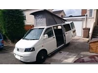 Transporter T26 85 TDI 4-berth Campervan with 5 seats