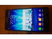 Samsung Galaxy note 4 32gb. Locked to O2