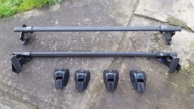 Equip roof bars