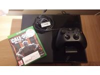 Xbox One (500 GB) w/Go and Charge Kit & Black Ops 3 & All original components and packaging