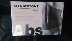 Slendertone Abs belt hardly used excellent condition