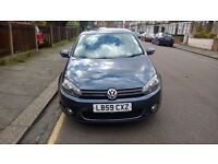 VW GOLF 1.4 GT TSI AUTOMATIC DSG ONE LADY OWNER FROM NEW FULL SERVICE HISTORY