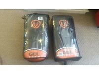muay thai martial arts pad mitts