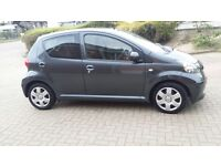 Toyota Aygo 1.0 76k Genuine Milage + only £20 Tax a year! 2007