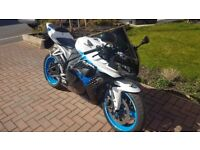 CBR600RR LIMITED EDITION. superb condition .