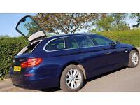 BMW 5 Series 2.0 520d SE Touring 2012 5dr Diesel 6 Speed Manual FSH 2KEYS NEW AIR PUMP £6000