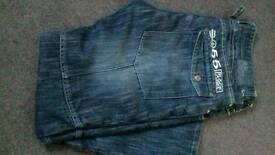 CROSSHATCH BLACKLABEL JEANS 38R