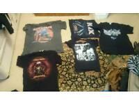 Hard Rock Glam Rock Memorabilia Collection
