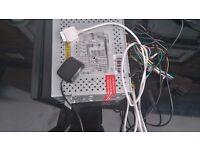 Car auto gps system dvd player