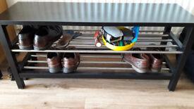 Shoe Strorage & Bench