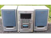 Aiwa XR-M11 CD Stereo System