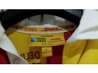 Official DHL Rugby cup 2011 Tshirt