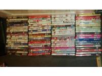 DVD films - 80 DVDs