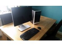Phillips PC and HP 22'' monitor