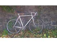 Carlton 5-Speed Road Bike in Full Working Order Size 58