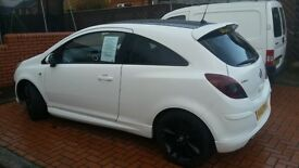 vauxhall corsa limited edition looked after in good condition drives very well £4550