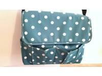Baby changing bag unisex + mat