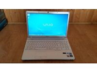 sony vaio vpceb2c5e windows 7 64 bit 300g hard drive 4g memory webcam wifi hdmi intel core i5