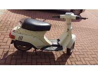 Suzuki cs 50 dz 1984 540miles