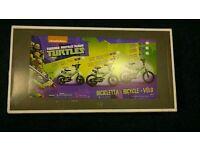 Teenage Mutant Ninja Turtles bike BRAND NEW IN BOX