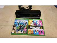 Xbox one Kinect with Kinect sports and just dance