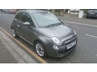 FIAT 500 SPORTS 1.2 MINT CONDITION ALMOST BRAND NEW