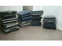 A HUGE CLEARANCE LAPTOP JOB LOT FAULTY UNTESTED AND SPARES AND REPAIRS