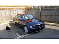 Bmw 325i coupe loads of specifaction