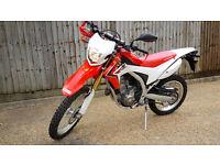 honda crf 250L 2012 250cc