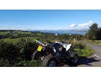 Road Legal Quad Bike Quadzilla XLC 500