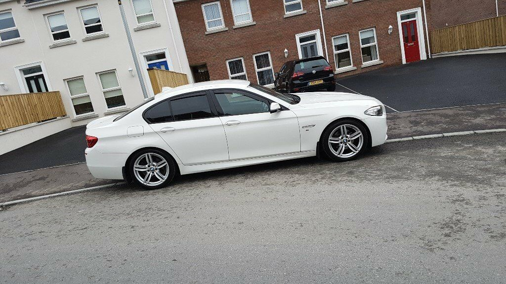 BMW F10 520d Msport LCI late 2013 12 Months MOT | in Newry, County Down |  Gumtree