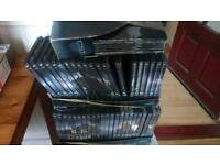 Collectors csi dvds and books