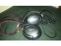 Sennheiser HD 380 Professional headphones - Excellent Condition