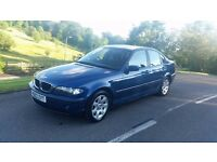 2002 BMW 3 Series 2.0 320d SE in great condition