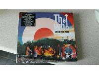 The Who live at Hyde Park DVD And 2Cds